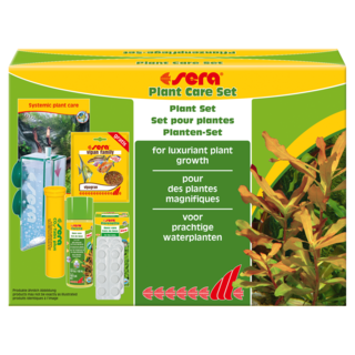 Plant Care set - SERA - Kit CO2 pour débutant