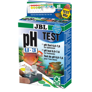 pH Test 6.0-7.6 - JBL Aquatest