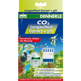 Test CO² + pH - Dennerle -