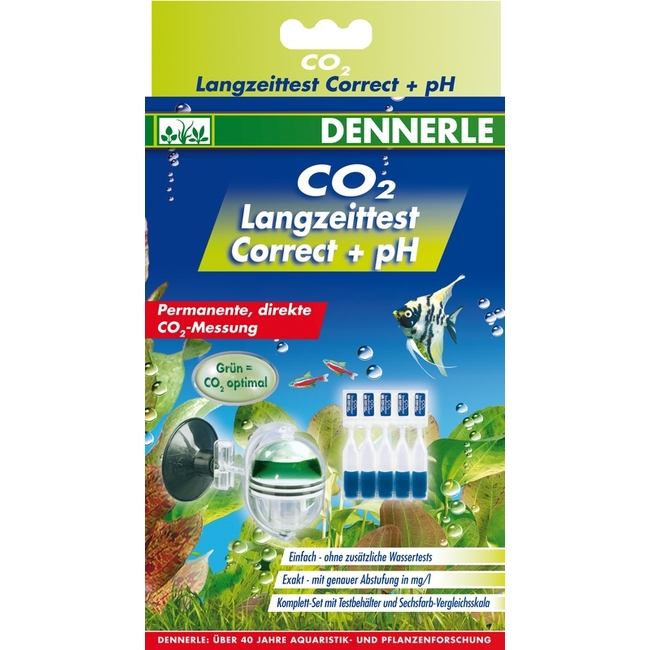 CO2 + PH Test - DENNERLE