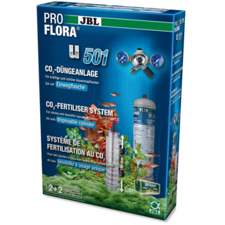 Kit de fertilisation des plantes CO² usage unique Proflora U501