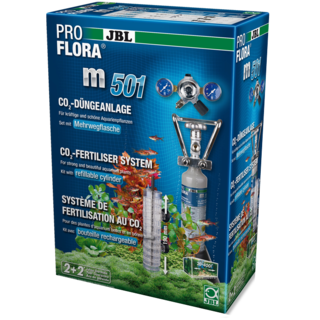Kit de fertilisation des plantes CO² Rechargeable ProFlora M501