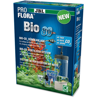 ProFlora Bio 80 - Kit de fertilisation des plantes au CO² BIO