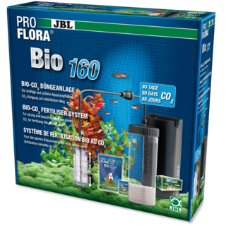 ProFlora Bio 160 - Kit de fertilisation des plantes au CO² BIO
