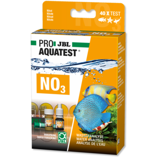 Test Nitrates pour aquarium - JBL ProAquatest NO3