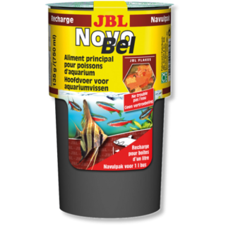 JBL Novobel Recharge - 130g - Aliment de base
