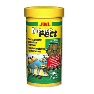 JBL NovoFect - 250 ml - Poissons herbivores