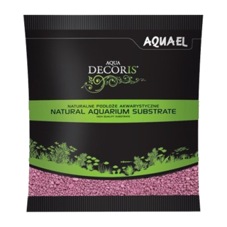 Gravier Rose 2-3mm - Aquael 1Kg
