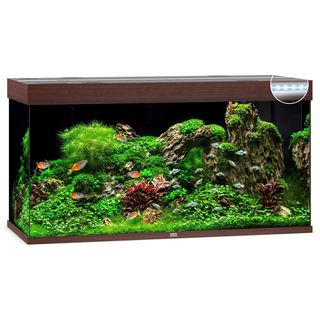 Aquarium RIO 350 LED 2x29w - BRUN