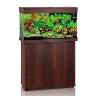 Aquarium RIO 125 LED 2x14w BRUN  + MEUBLE