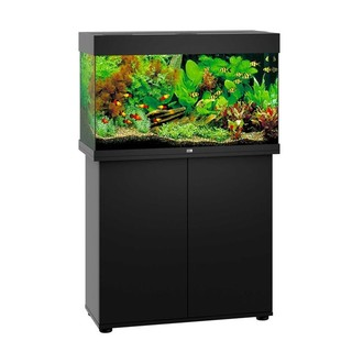 Aquarium RIO 125 LED 2x14w NOIR  + MEUBLE