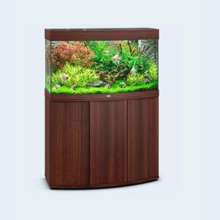 Aquarium VISION 180 LED (2x19w) BRUN  JUWEL+ MEUBLE