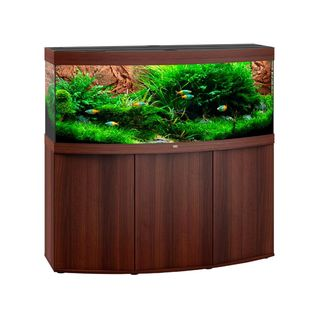 Aquarium VISION 450 LED (4x31w) BRUN  JUWEL+ MEUBLE