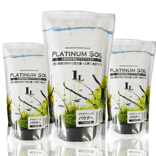 Platinum soil Normal 1L