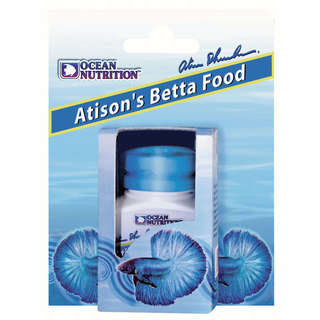 Atison's Betta Food - 15GR - Ocean Nutrition