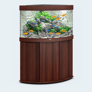 Aquarium TRIGON 190 BRUN Juwel + Meuble