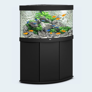 Aquarium TRIGON 190 NOIR Juwel + Meuble