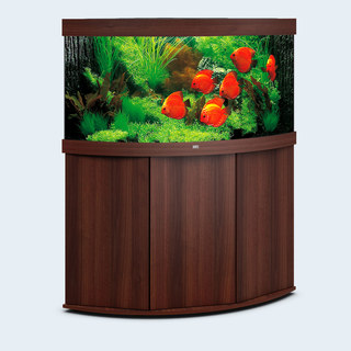 Aquarium TRIGON 350 BRUN Juwel + Meuble