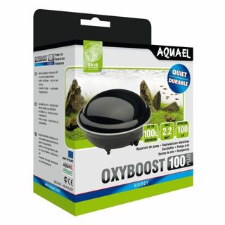 OXYBOOST Plus 100 - Pompe à air pour max 100L - AQUAEL